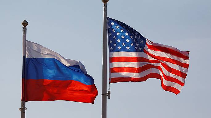ABD Dışişleri Bakanı Tillerson Moskova'da