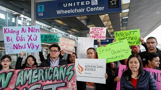 Asian Americans outraged at United Airlines' passenger eviction