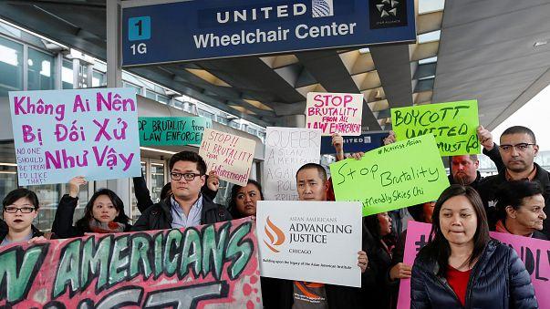 Çin'den United Havayolları için boykot sesleri yükseliyor