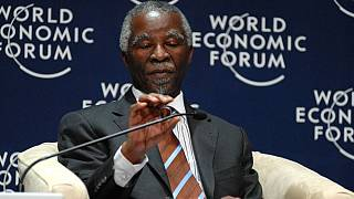 South Africa: Former president Mbeki calls on MPs to vote against Zuma