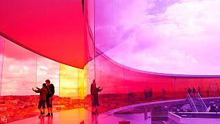 Прогулка по Орхусу с куратором музея ARoS Лиз Пеннингтон