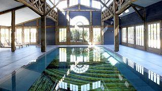 Frankreichs Weinberge: Hotel Les Sources de Caudalie