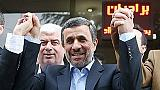Defiant Mahmoud Ahmadinejad to run for Iran's presidential election
