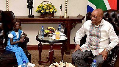 Afrique du Sud : décès de la jeune Ontlametse Phalatse