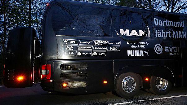 Attacco al Borussia Dortmund: un arresto e un sospetto