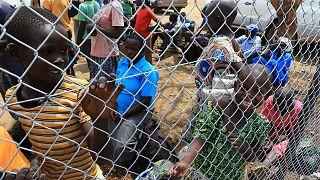 EU-Kommission pocht auf besseren Schutz für Flüchtlingskinder