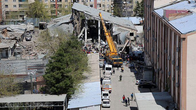Le PKK revendique l'explosion dans l'enceinte d'un QG de la police à Diyarbakir