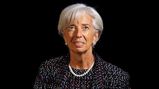 IWF-Chefin hält sich Beteiligung an Griechenland-Hilfen weiter offen
