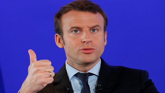 """Macron : """"Réconcilier l'efficacité économique et la justice sociale"""" [Ouest-France]"""
