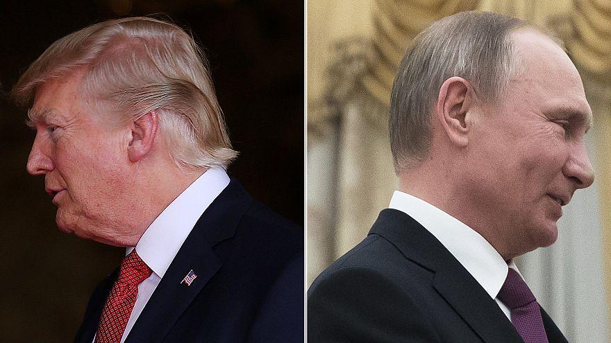 """EUA Vs. Rússia: terá Assad precipitado o fim do """"TrumPutinismo""""?"""