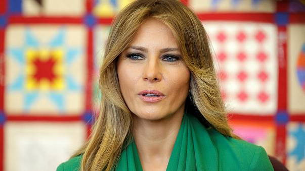 Daily Mail vai indemnizar Melania Trump