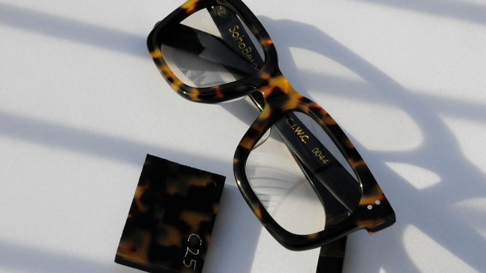 Charlie Ingham London Glasses
