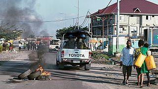RDC : 132 personnes arrêtées lors des manifestations anti-Kabila