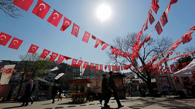 Old song revived in Turkey as anthem of a modern nation opposed to Erdogan