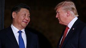 O face a face comercial entre a China e os Estados Unidos
