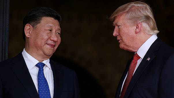 ABD ve Çin liderleri ilk defa biraraya geldi