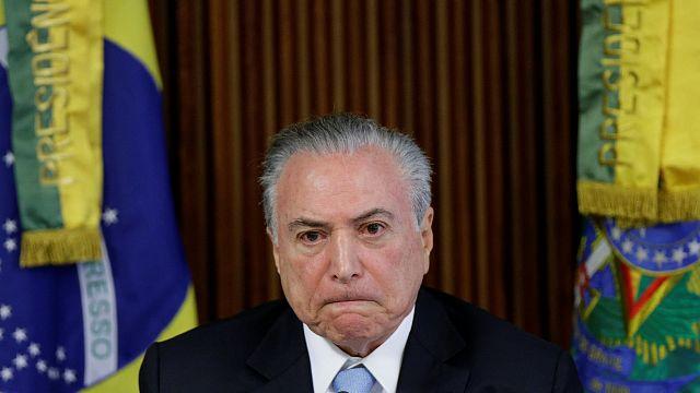 Brasilien: Korruptionsermittlungen gegen Spitzenpolitiker