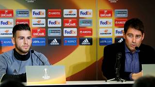 الدوري الأوروبي: أندرلخت يصطدم بعقبة مانشستر يونايتد في الربع نهائي