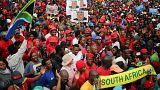 احتجاجات في بريتوريا تطالب زوما بالاستقالة
