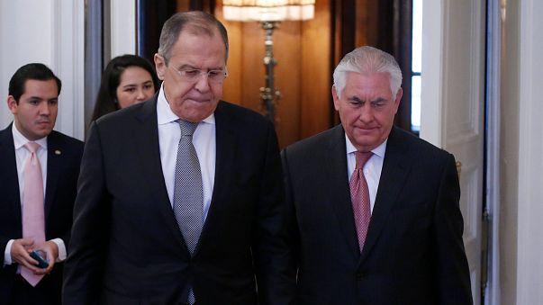 """واشنطن وموسكو تأملان بتحسين علاقاتهما رغم """"تدهور الثقة"""""""