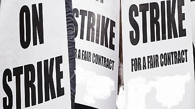GE Nigeria workers on strike over salary dispute, cordon off headquarters