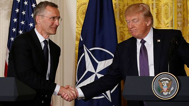 Trump backtracks, says NATO 'no longer obsolete'