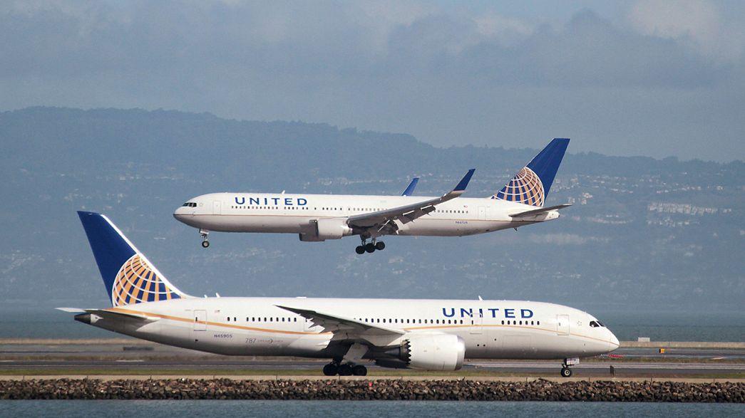 وکلای شیکاگو: تصاویر ضبط شده از اخراج مسافر از هواپیما حفظ شود