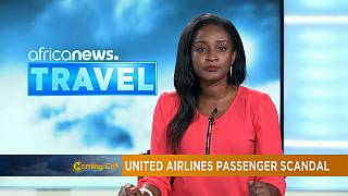 United Airlines passenger scandal [Travel]
