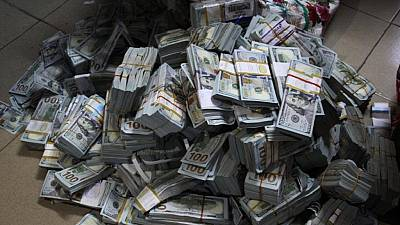 Nigeria's anti-graft body uncovers $43m cash in 'empty' Lagos apartment