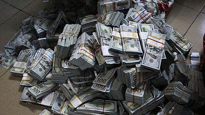 Nigeria's anti-graft body uncovers $43m cash in 'empty' Lagos apartment