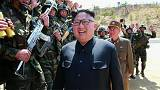 North Korea: Japan warns of Sarin missile threat