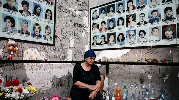 Russia's response to the Beslan school siege had ''serious failings''