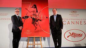 إعلان قائمة الأفلام المشاركة في المسابقة الرسمية لمهرجان كان السينمائي