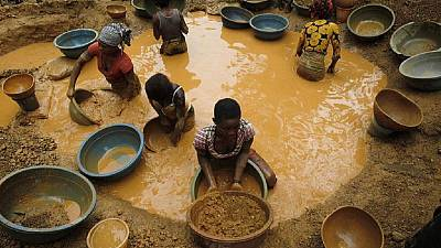 Ghana's Chief Justice sets up specialized courts to deal with illegal mining