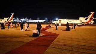 Nigeria's main international airport reopens next week after runway repairs