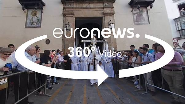 Seville's Semana Santa Christian parades