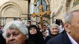 Jeudi Saint : l'étonnant voyage d'un agnostique sur la page web du Vatican