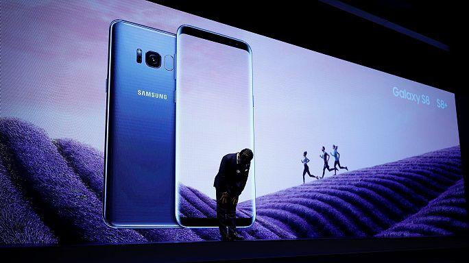 Samsung respira con las órdenes de compra del nuevo Galaxy S8