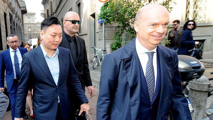 Calcio: Berlusconi dice addio al Milan, per i rossoneri inizia l'era cinese
