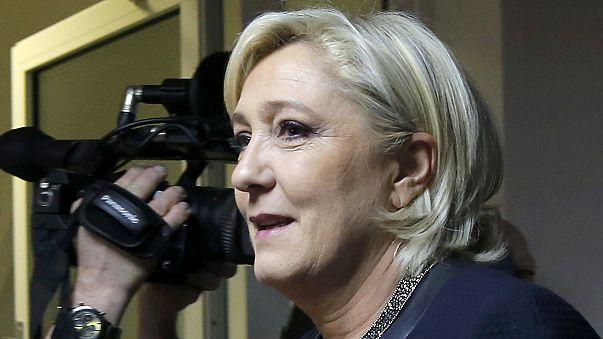 Marine Le Pen, una carrera llena de escándalos