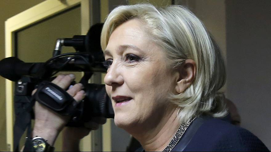 Financial scandals of Marine Le Pen and French politics
