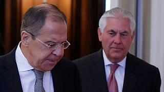 """Au plus bas"" de leur relation, Washington et Moscou tentent de positiver"