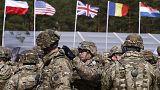 استقرار نیروهای ناتو در لهستان برای مقابله با تجاوز احتمالی روسیه