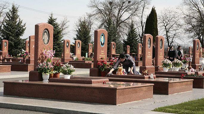 Reaktionen nach der Entscheidung zu Beslan