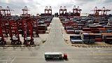 ارتفاع الفائض التجاري للصين مع الولايات المتحدة في آذار/مارس