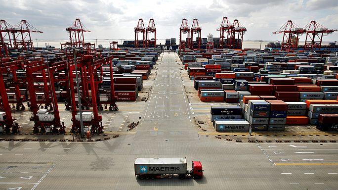 """Китай: """"мы никогда не стремились к торговому профициту с США"""""""