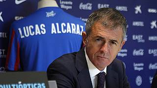 Algeria name Lucas Alcaraz as head coach