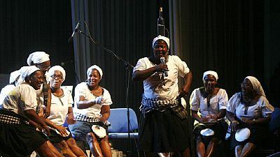Cap-Vert : les rythmes traditionnels à l'honneur cette semaine à Praia