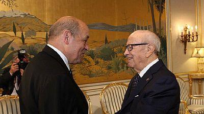 Tunisie : la sécurité au menu de la visite du ministre français de la Défense