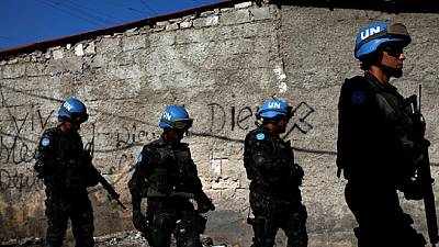 Haitians react to UN voting to close peacekeeping mission